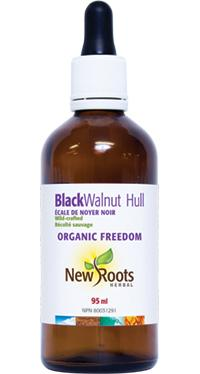 Supplements & Vitamins - New Roots Herbal - Black Walnut Hull, 95ml