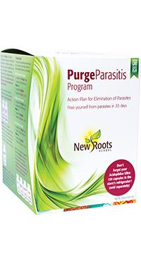 Supplements & Vitamins - New Roots Herbal - Purge Parasitis Program,  Kit