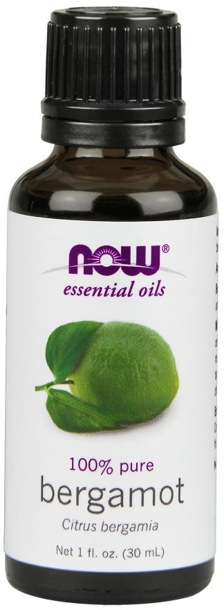 Supplements & Vitamins - NOW - Bergamot Essentail Oil, 30ml