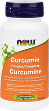Supplements & Vitamins - NOW - Curcumin Complex, 60 Capsules