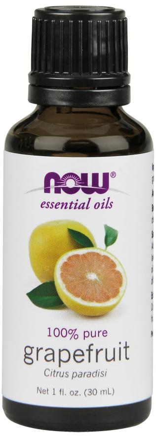 Supplements & Vitamins - NOW - Grapefruit Essential Oil, 30ml