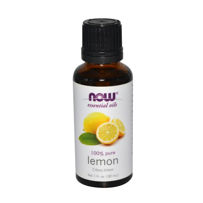 Supplements & Vitamins - NOW - Lemon Essential Oil, 30ml