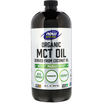 Supplements & Vitamins - NOW - MCT Oil, 946ml