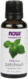 Supplements & Vitamins - NOW - Patchouli Essential Oil, 30ml