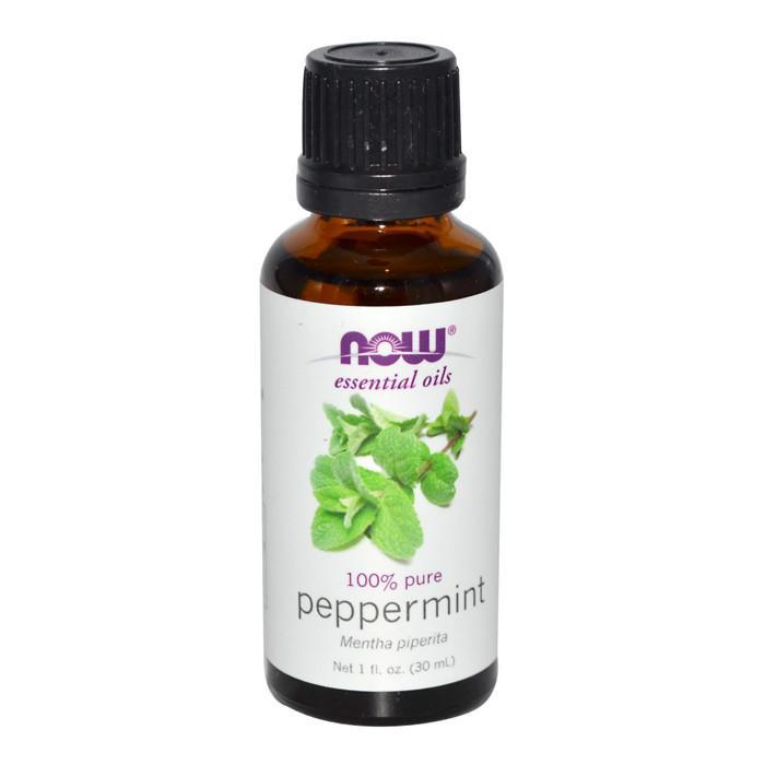 Supplements & Vitamins - NOW - Pure Peppermint Essential Oil, 30ml