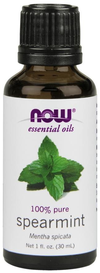 Supplements & Vitamins - NOW - Spearmint Essential Oil, 30ml