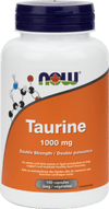Supplements & Vitamins - NOW - Taurine 1000mg - 100 Caps