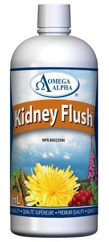 Supplements & Vitamins - Omega Alpha - Kidney Flush - 500 ML