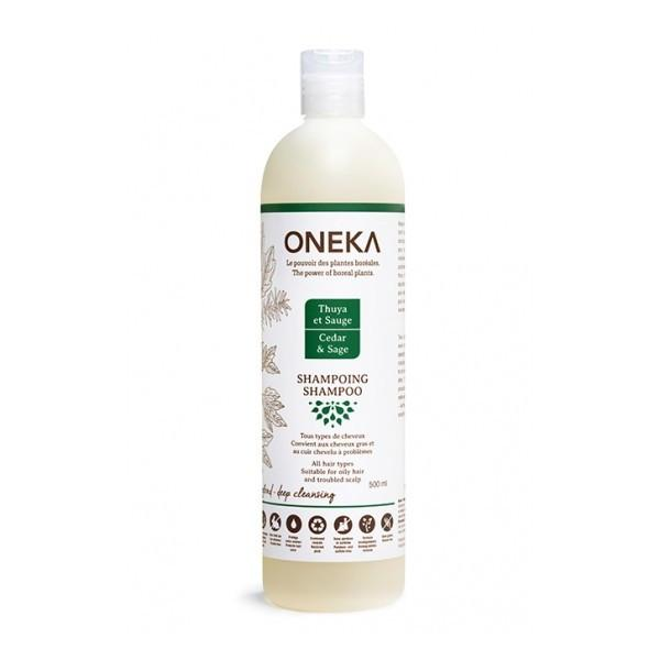 Supplements & Vitamins - Oneka - Cedar Shampoo, 500ml