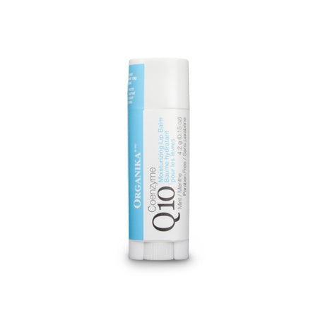 Supplements & Vitamins - Organika - Coenzyme Q10 Lip Balm - 0.15 Oz
