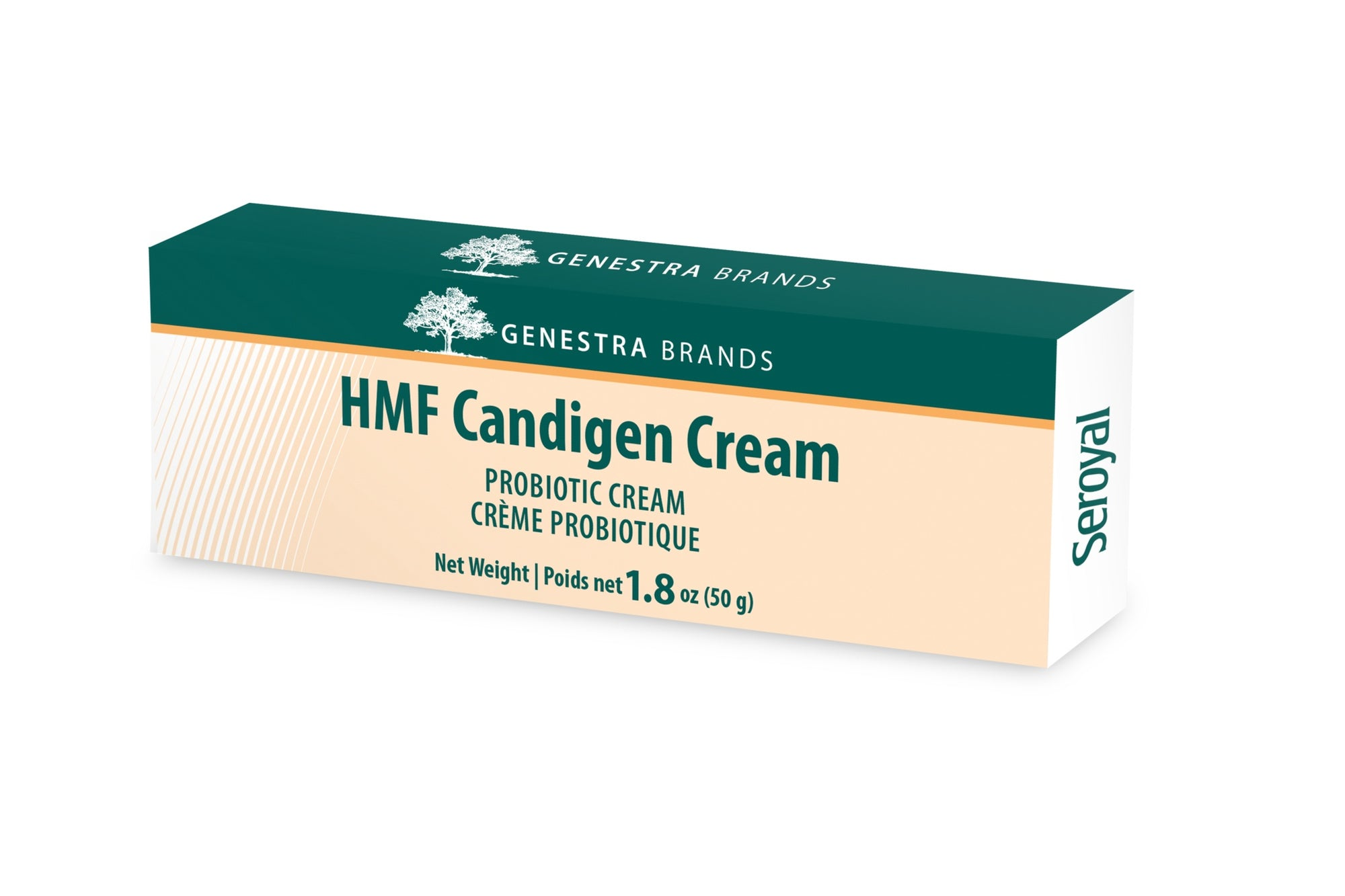 Supplements & Vitamins,Personal Care - Genestra - HMF Candigen Cream, 50g