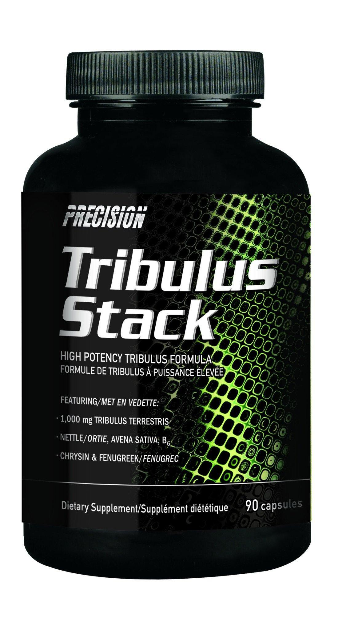 Supplements & Vitamins - Precision - Tribilus Stack, 90 Caps