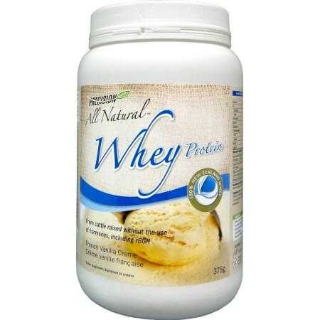 Supplements & Vitamins - Precision - Whey Protein - Vanilla - 375g