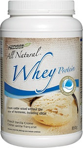 Supplements & Vitamins - Precision - Whey Protein - Vanilla - 850g