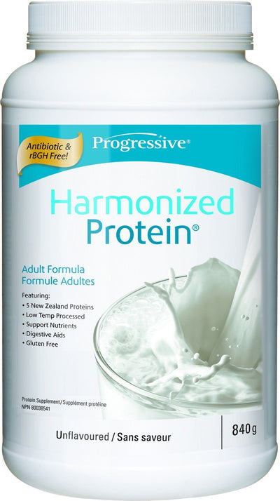 Supplements & Vitamins - Progressive - Harmonized Protein Unflavored, 840g