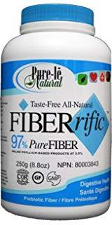 Supplements & Vitamins - Pure-Le Natural - Fiberrific, 250g
