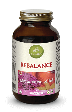Supplements & Vitamins - Purica - Menopause Relief - 120 Caps