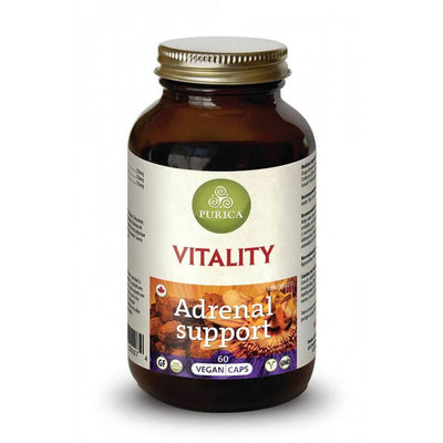 Supplements & Vitamins - Purica - Vitality - Adrenal Support - 60VCaps