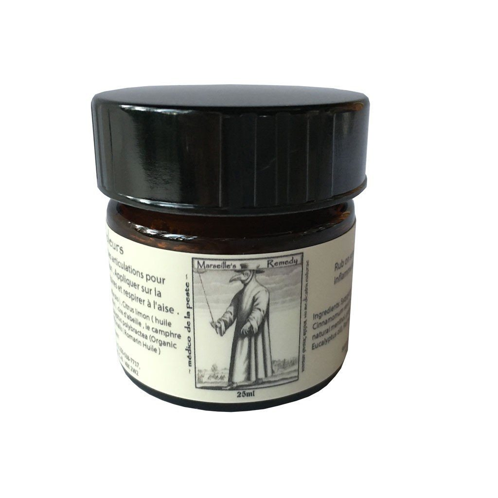 Supplements & Vitamins - Salt Spring Naturals - Thieves Balm - 25ml
