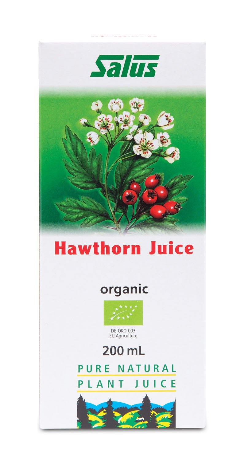 Supplements & Vitamins - Salus - Hawthorn Juice, 200ml