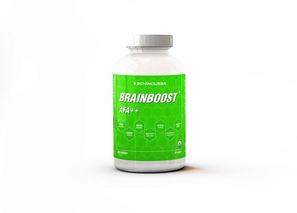 Supplements & Vitamins - Schinoussa - Brainboost, 60 CAPS