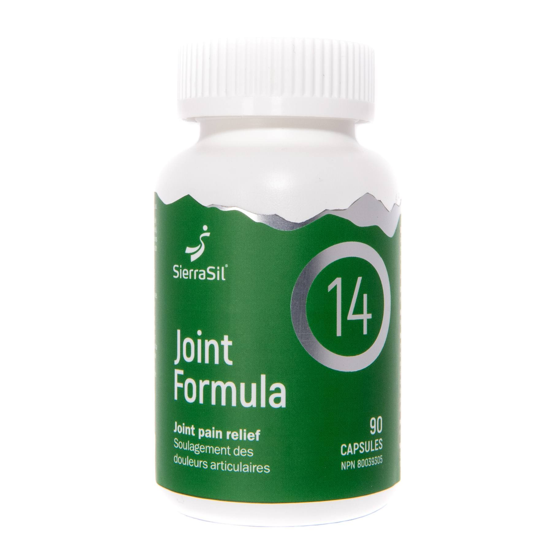 Supplements & Vitamins - SierraSil - Joint Formula 14, 51 Caps