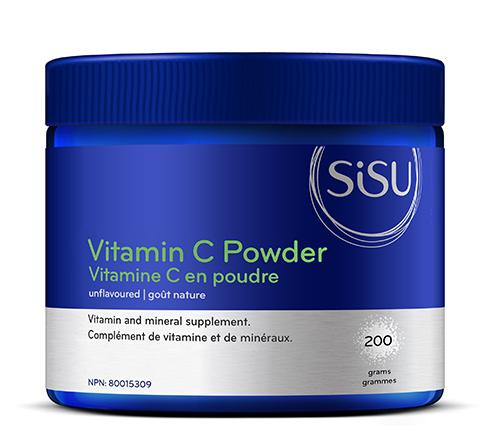 Supplements & Vitamins - Sisu Buffered C Powder - 200g