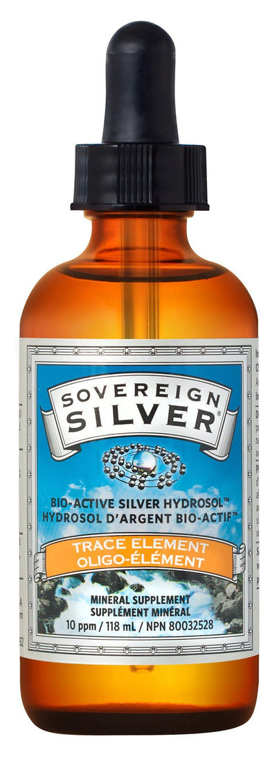 Supplements & Vitamins - Sovereign Silver - Silver Hydrosol, 120ml