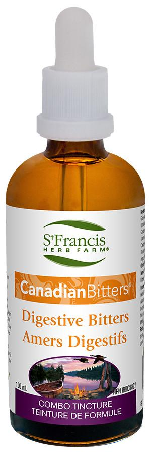 Supplements & Vitamins - St. Francis - Canadian Bitters, 100ml