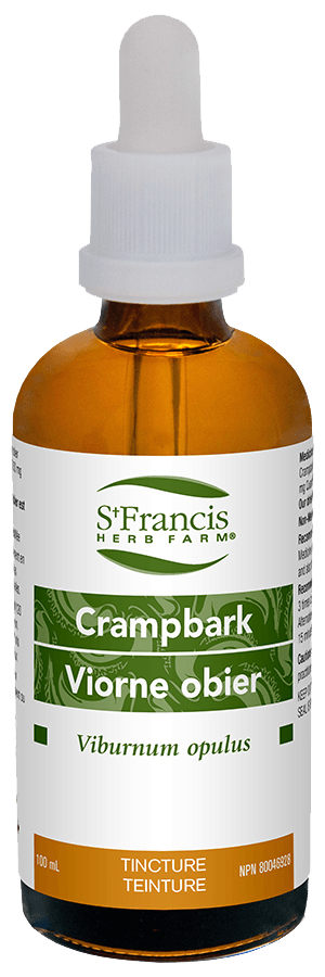 Supplements & Vitamins - St. Francis - Crampbark - 50ml