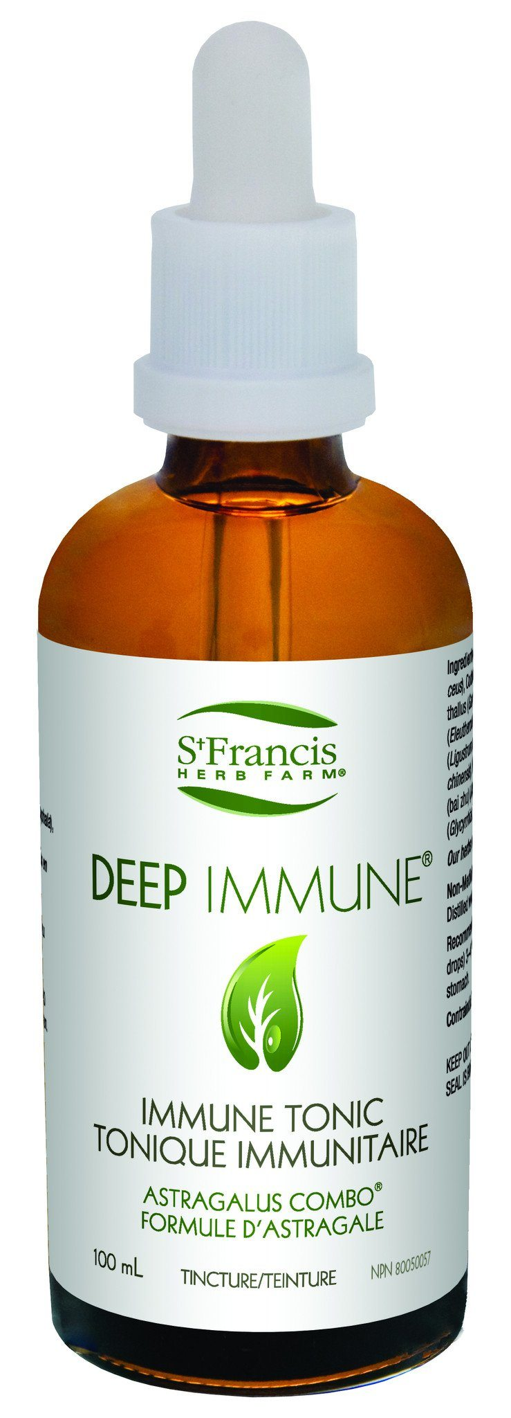 Supplements & Vitamins - St. Francis - Deep Immune, 100ml