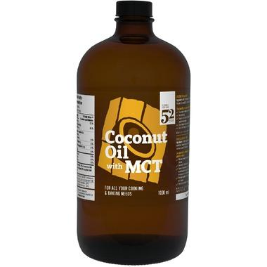 Supplements & Vitamins - St. Francis - MCT Liquid Coconut Oil, 1000ml