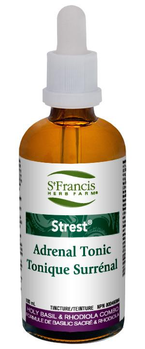 Supplements & Vitamins - St. Francis - Strest, 100ml