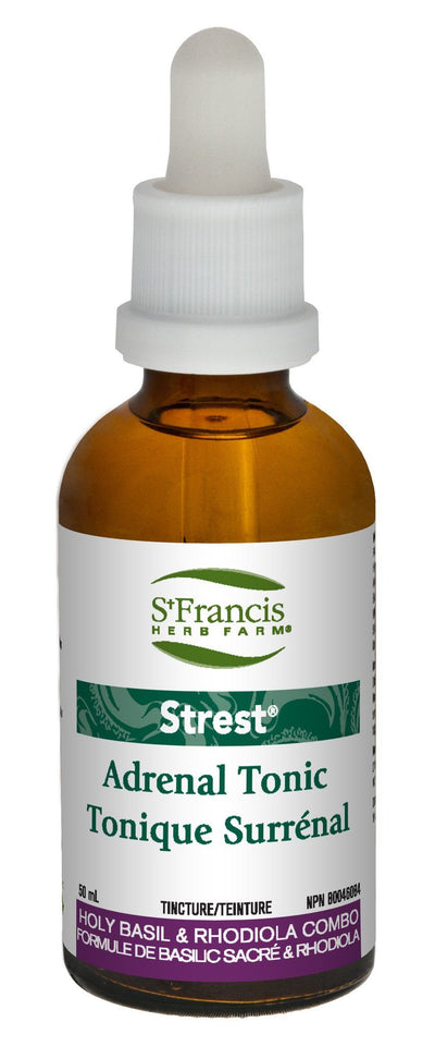 Supplements & Vitamins - St. Francis - Strest, 50ml