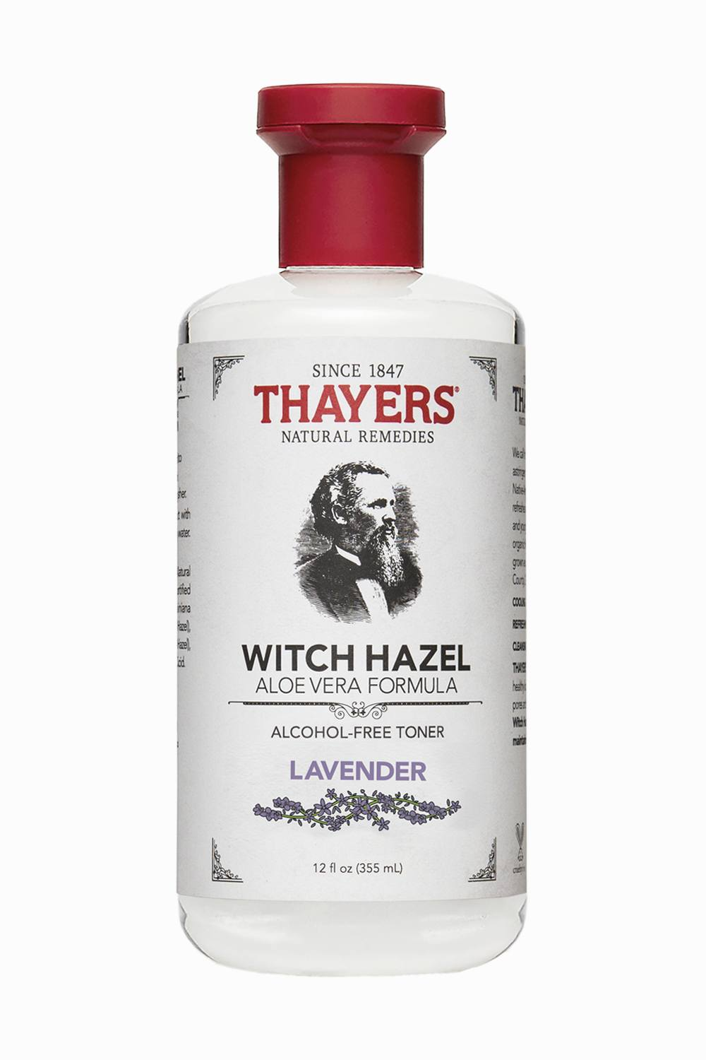 Supplements & Vitamins - Thayers - Lavender Witch Hazel Toner - 355mL