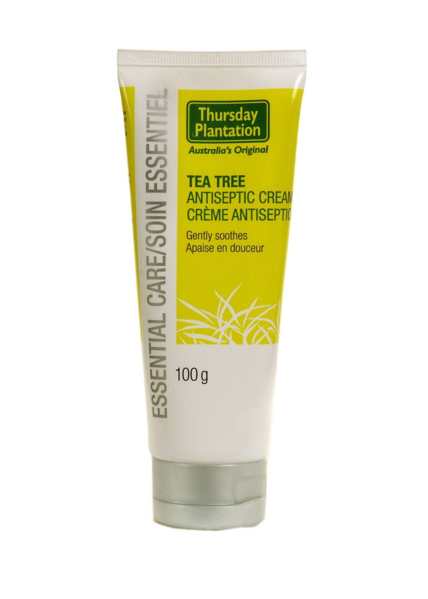 Supplements & Vitamins - Thursday Plantation - Tea Tree Antiseptic Cream, 100g