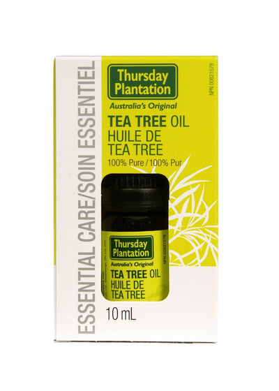 Supplements & Vitamins - Thursday Plantation - Tea Tree Oil, 10ml
