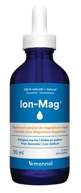 Supplements & Vitamins - Trace Minerals - Ion-mag, 120mL