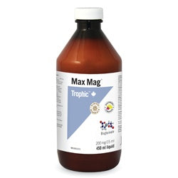 Supplements & Vitamins - Trophic - Max Mag, 450mL