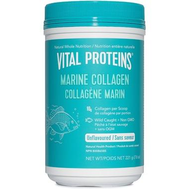 Supplements & Vitamins - Vital Proteins - Marine Collagen, 211g