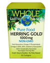 Supplements & Vitamins - Whole Earth & Sea - Herring Gold 1000mg, 60 Soft Gels