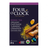 Four O'Clock - Herbal Tea, Turmeric Cinnamon, 16 bags
