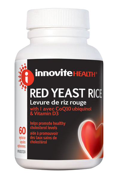 Red Yeast Rice - Goodness Me!