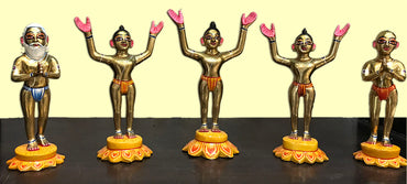 Panca Tattva Deities
