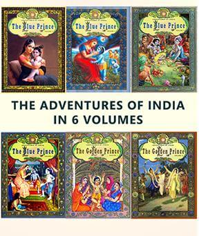 Adventures of India, the Complete Set - Touchstone Media