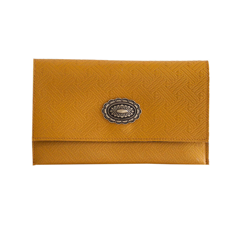 Elegant Clutch Yellow
