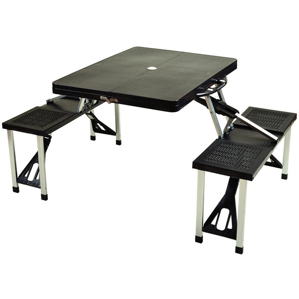 Portable Plastic Picnic Table set - The Picnic Store - 1