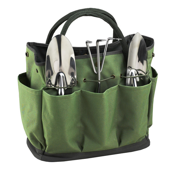 Floral Gardening Tote with Tools - The Picnic Store - 1
