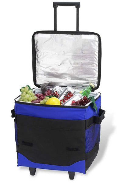 60 Can Collapsible Rolling Cooler - The Picnic Store - 1