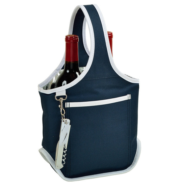 Bold Two Bottle Carrier - The Picnic Store